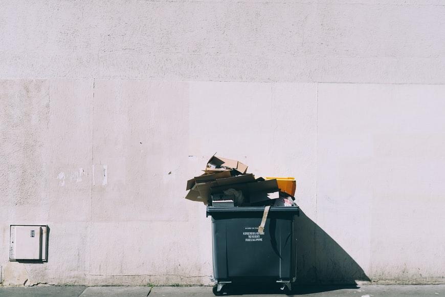 不用品回収に出す不要品
